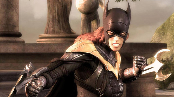 BatgirlInjustice