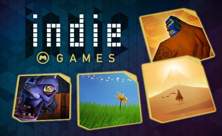 PlayStationIndieGames