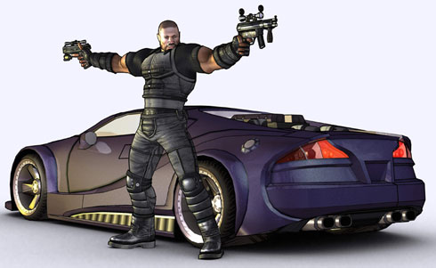 crackdown-pose