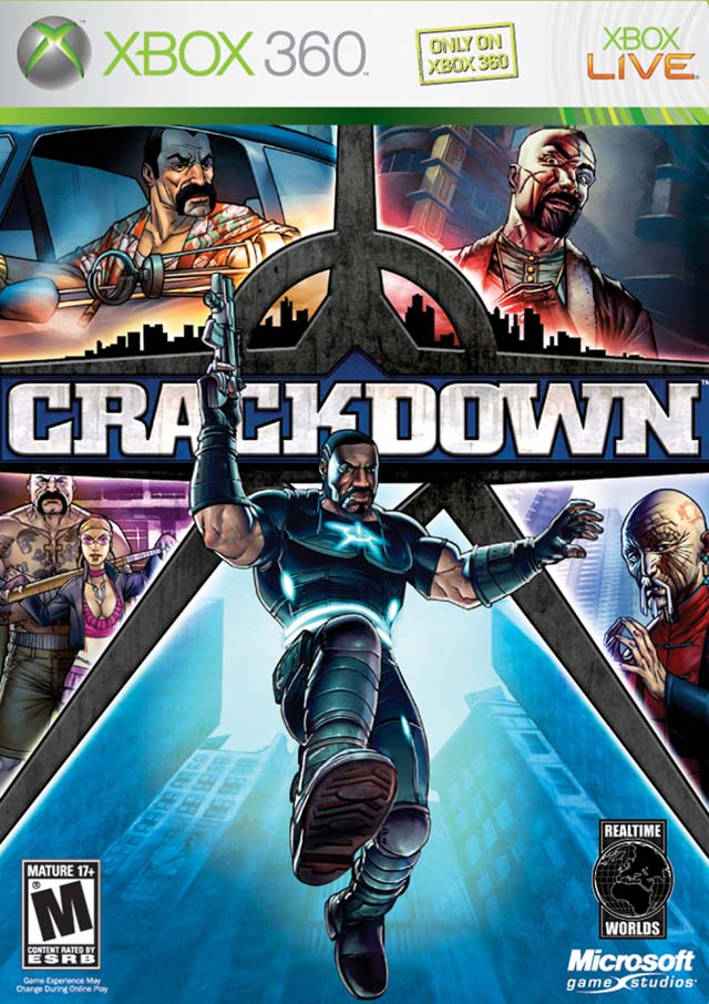 CrackdownCover