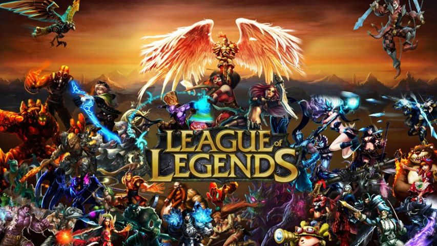 The big one: League of Legends
