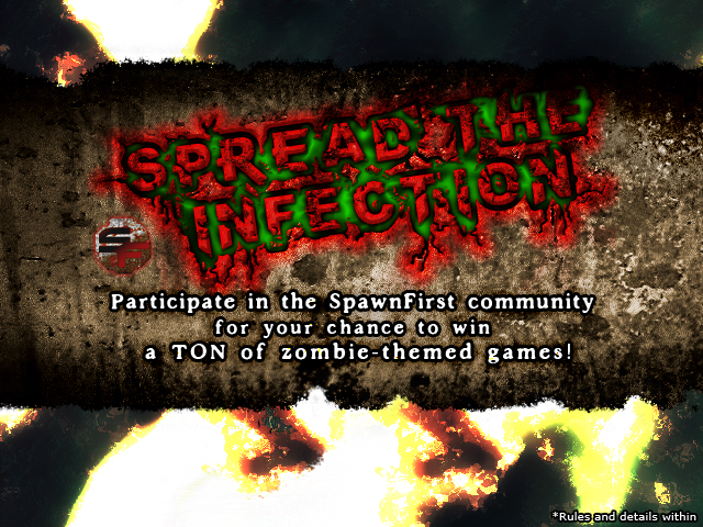 SpreadtheInfectionContest