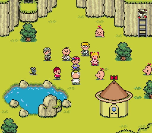 earthbound