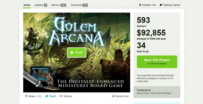 GolemArcanaKickstarter
