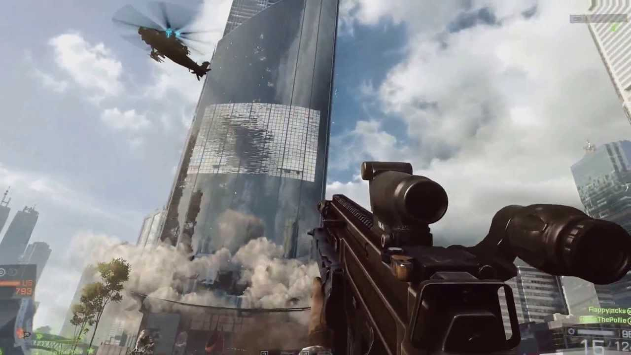 Battlefield4Beta1