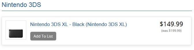 3DSXLDeals