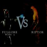 Fulgore Versus Riptor