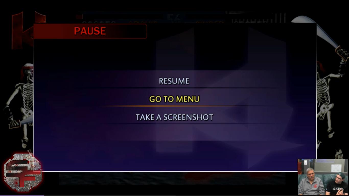 Killer Instinct Spinal Xbox One