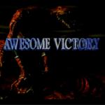 Riptor's Win Screen