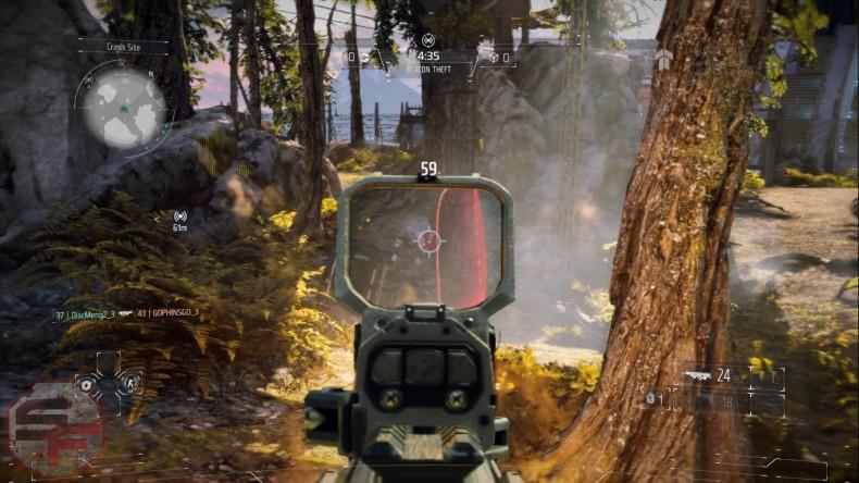 Killzone Shadow Fall MP1
