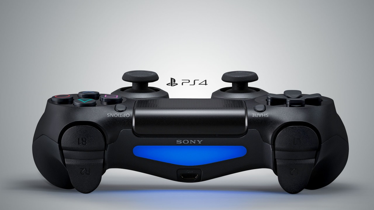 PS4-controller-HD-Wallpaper