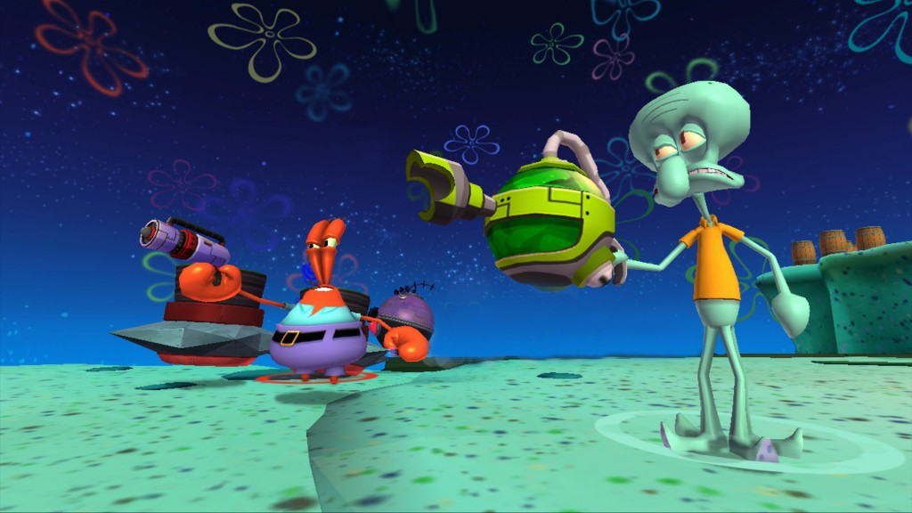 SpongeBob SquarePants: Plankton's Robotic Revenge Review ...