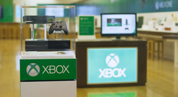 Xbox One at Microsoft Store