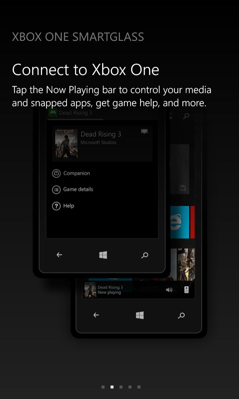 Microsoft smartglass windows windows phone xbox xbox one
