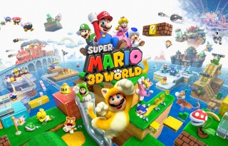 Super Mario 3D World HD Wall Paper