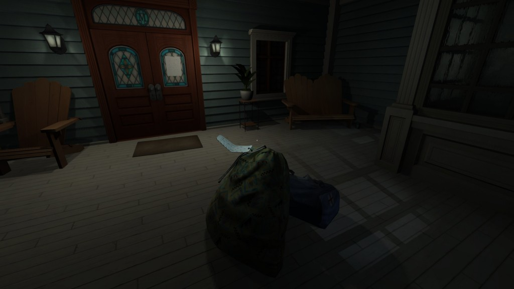 Gone Home Intro