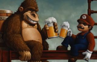 nintendo-beer-video-games-mario-bros-5991