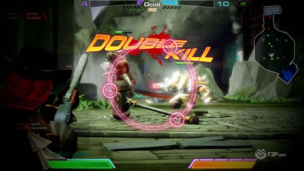 ArcheBlade-double-kill