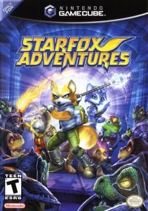 Star Fox Adventures GC
