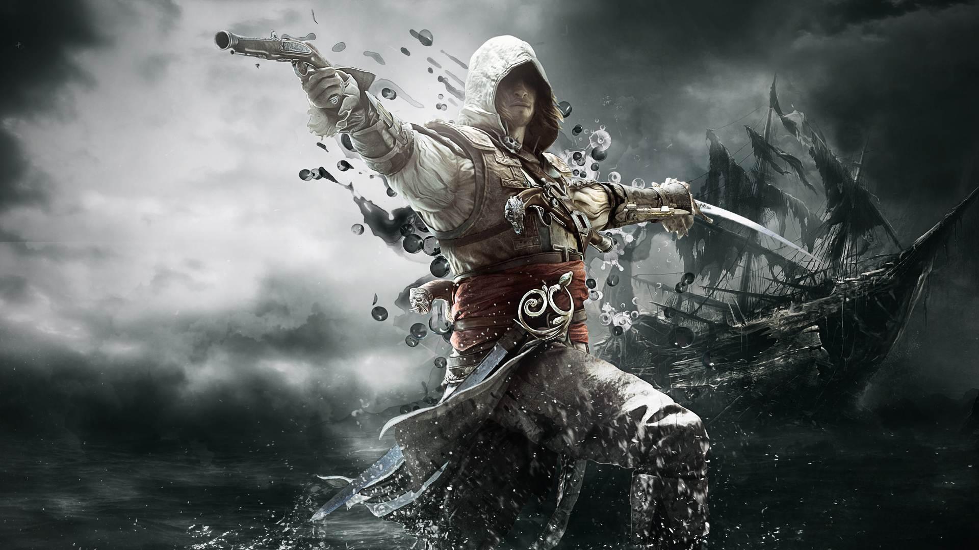 Assassin S Creed Iv Black Flag Jackdaw Edition Revealed Spawnfirst