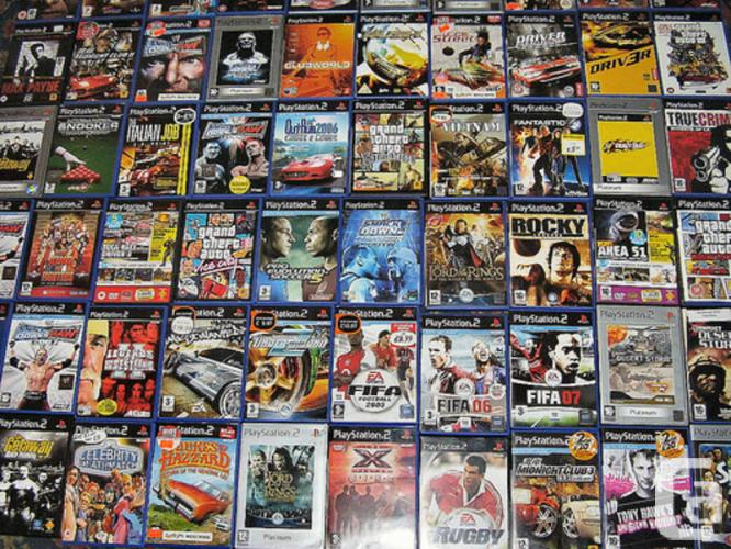 Where is the PS2 games on PS4 category on PSN? - …