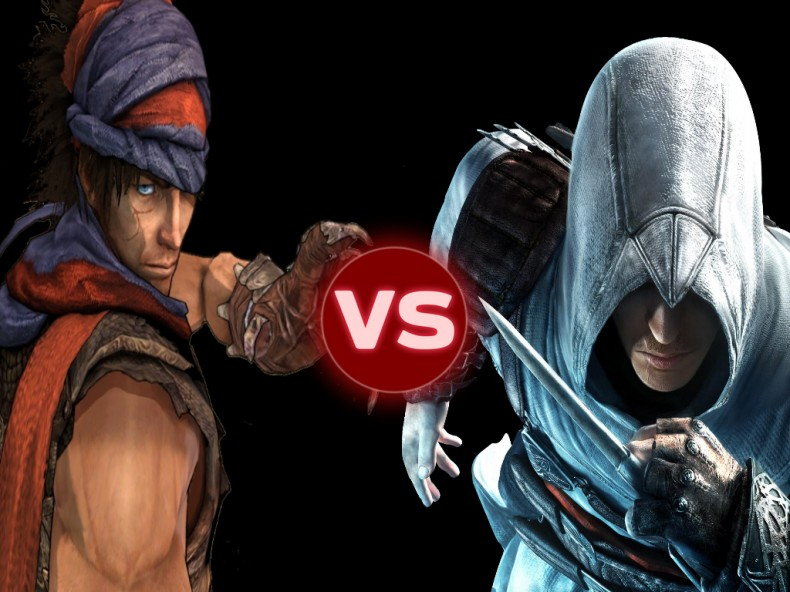 Prince vs Assassin