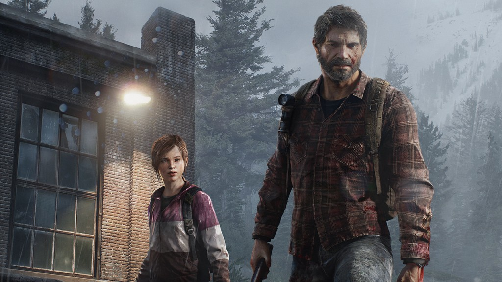 The Last of Us starring Nicolas Cage as Joel and Queen Latifah as Ellie, because Hollywood.