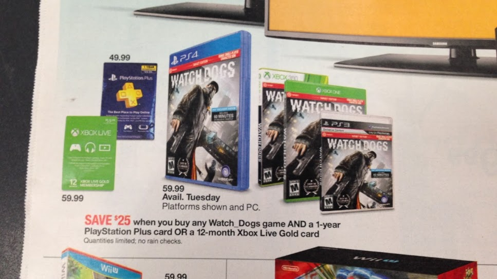 Watch Dogs  Xbox One Length