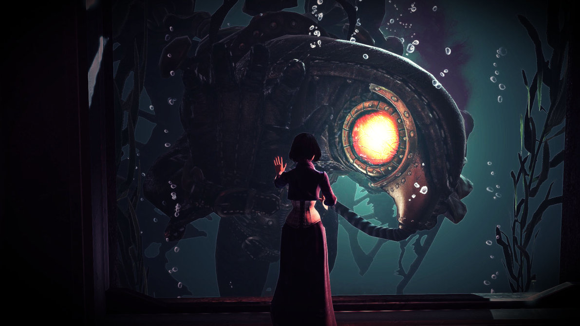 bioshock songbird how tall