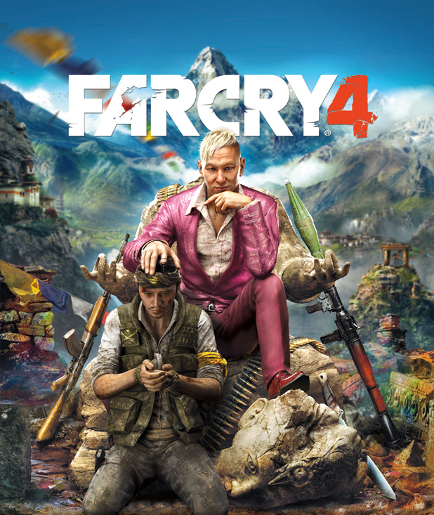 Far Cry 4 Key Art