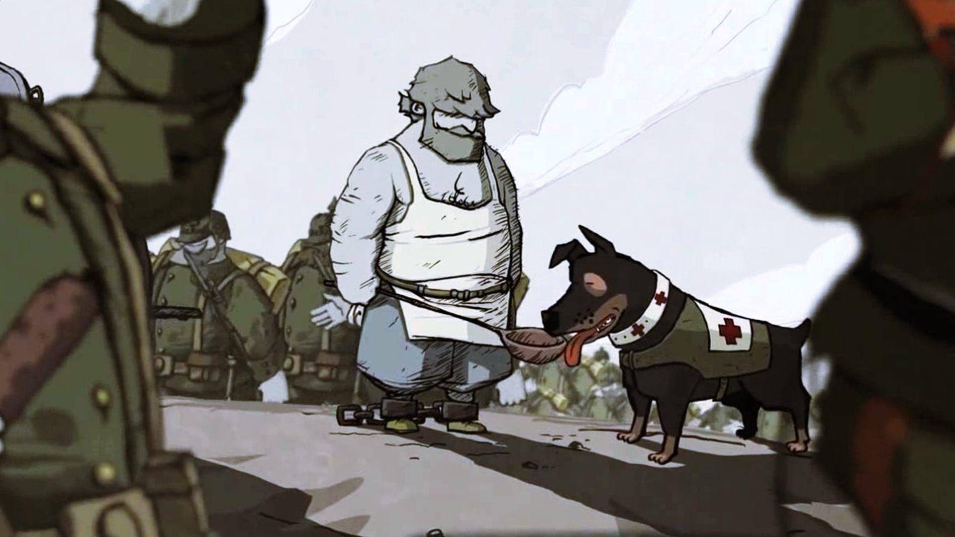 Valiant Hearts PC Wallpaper