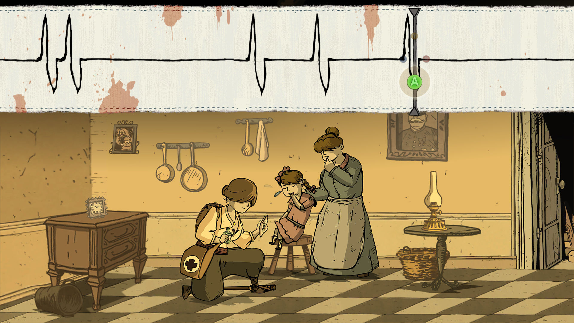 Valiant Hearts QTEs