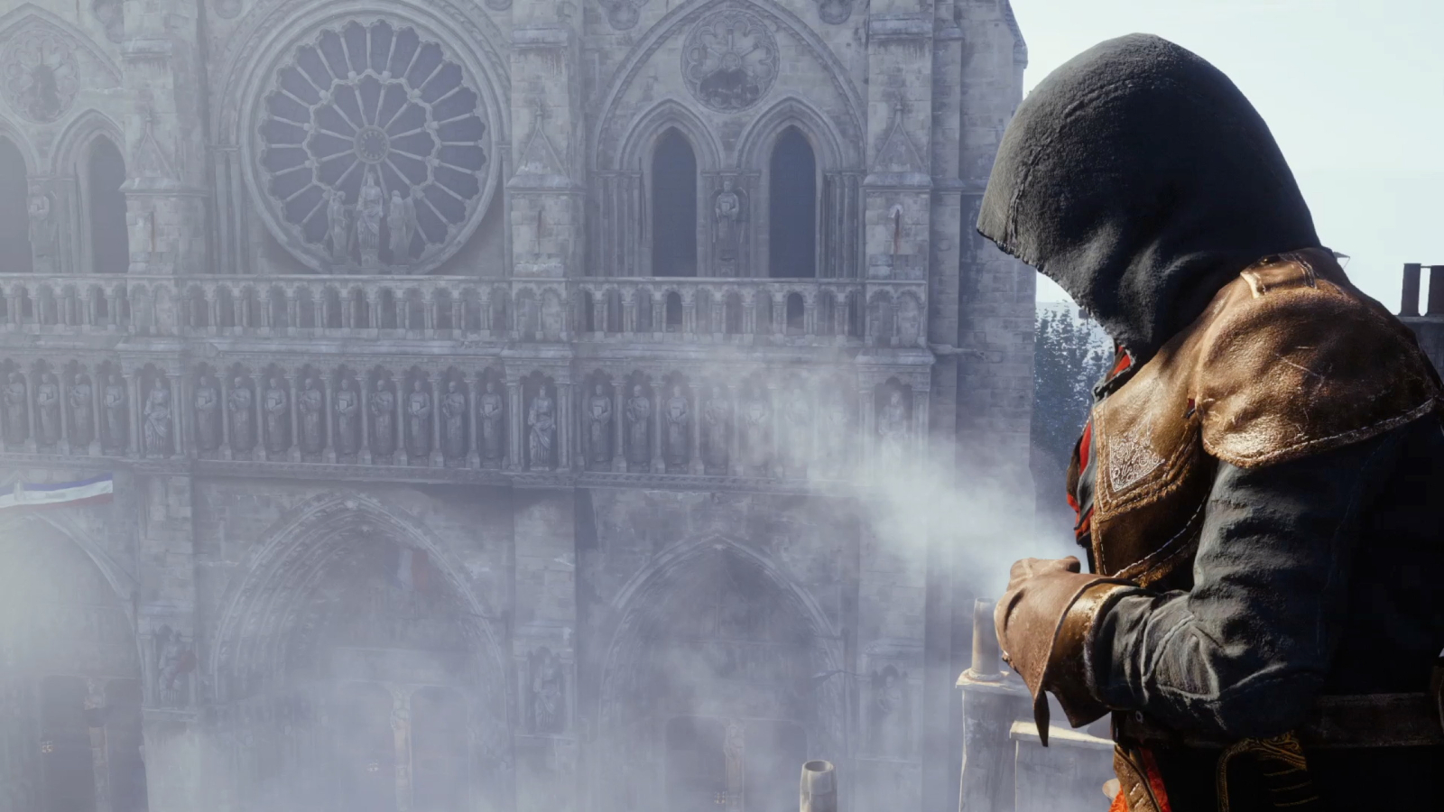 Assassin's Creed: Unity: fabric