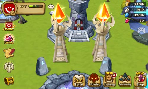 summoners war tips towers